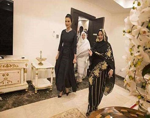 صحيفة سودانية: زوجة البشير قيد الإقامة الجبرية