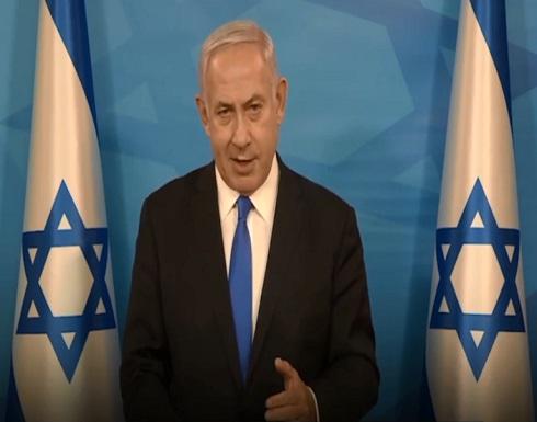 نتنياهو: إسرائيل تخوض معركة على جبهتين