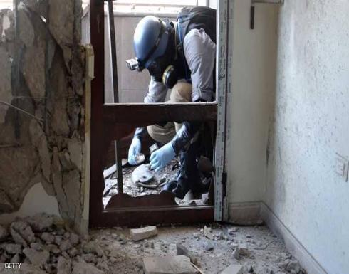 """دمشق """"متهمة"""" باستخدام الكيماوي في الغوطة وإدلب"""