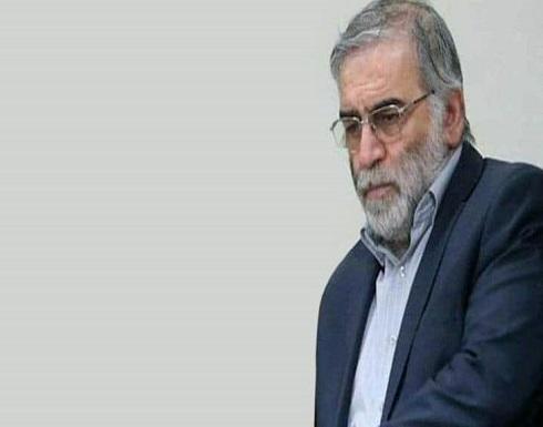 وكالة الطاقة الذرية الإيرانية: يبدو لإسرائيل دور باغتيال زاده