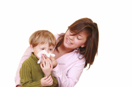 ماذا يعني نزيف الأنف من جهة واحدة عند الطفل؟