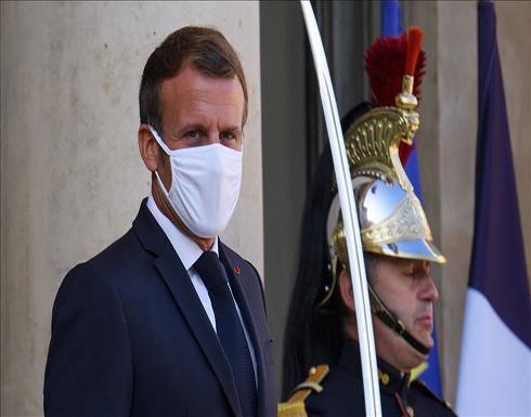 """ماكرون: استمرار عقد جلسات البرلمان الأوربي في بروكسل """"سيحطمنا"""""""