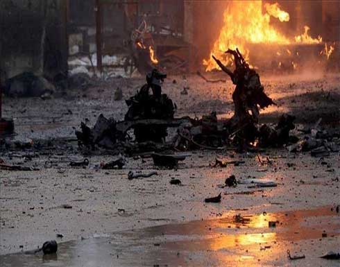 مقتل مدني في تفجير إرهابي بمدينة الباب السورية