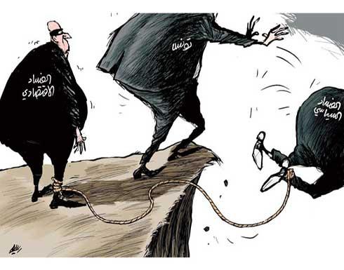 الفساد في تونس