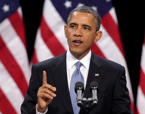 أوباما يبحث مع مساعديه خيارات عسكرية بسوريا.. وقصف قواعد النظام