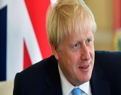 جونسون يدعو لعدم عرقلة خروج بريطانيا من الاتحاد الأوروبي