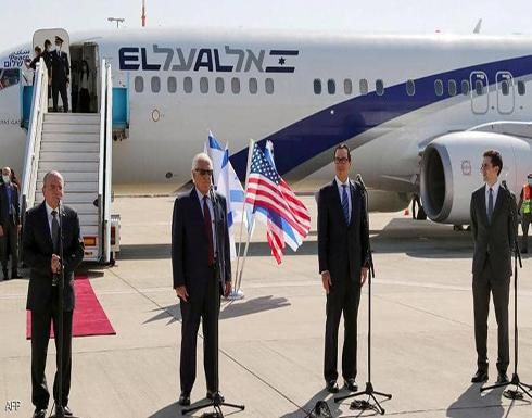 برفقة وزير الخزانة الأميركي.. وصول وفد إسرائيلي إلى البحرين