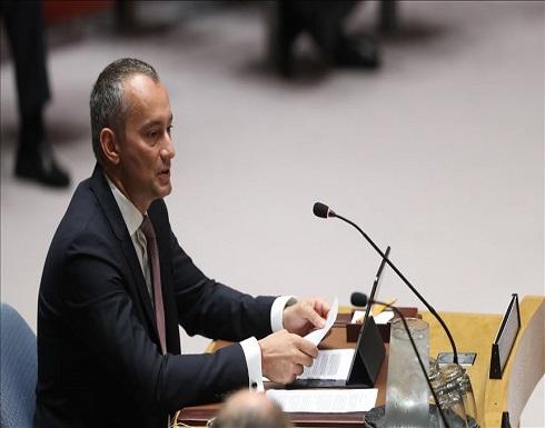 الأمم المتحدة: ضم إسرائيل لأراض فلسطينية سيشعل الصراع