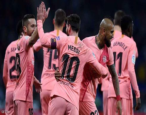 """برشلونة يمدد عقد """"ممول ميسي"""".. ويحصنه بنصف مليار يورو"""