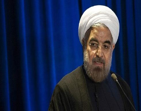 روحاني يصف فيروس كورونا بالضيف الثقيل