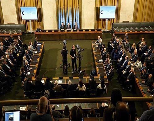 جولة خامسة بجنيف.. اللجنة الدستورية السورية تختتم يومها الأول