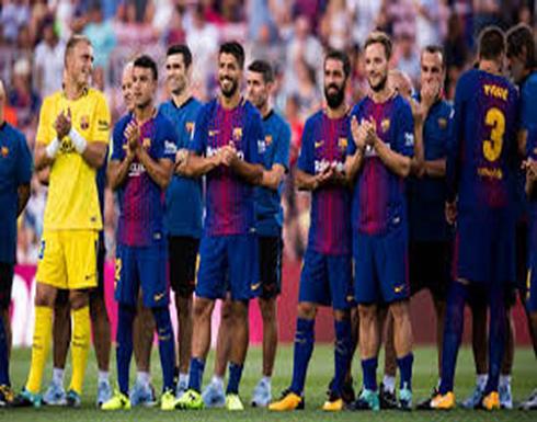 بعد السقوط بخماسية.. برشلونة يتعاقد مع مدافع جديد