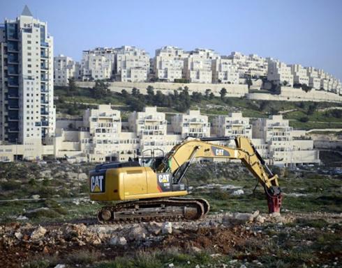 إسرائيل تخطط لإقامة مئات الوحدات الاستيطانية الجديدة بالقدس المحتلة