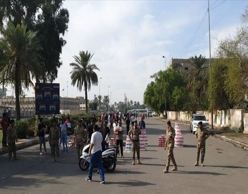 العراق.. إغلاق شوارع البصرة الرئيسية مع انتشار أمني كثيف