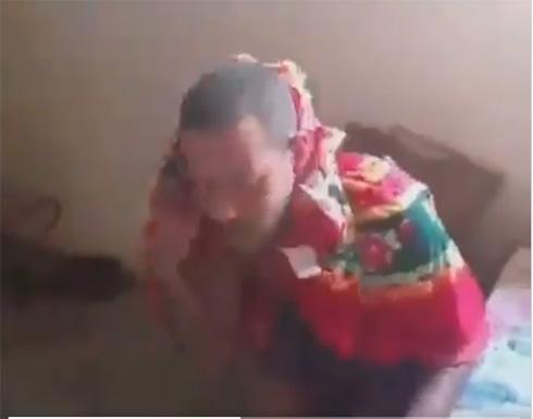 لص يحوّل نفسه لعرائس وشنطة نسائية لخداع الشرطة البرازيلية .. فيديو