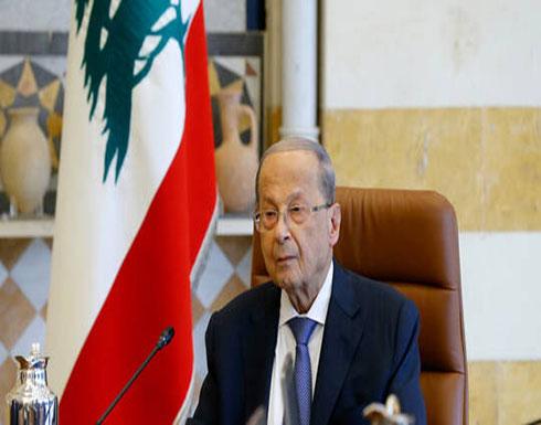 الدولار يتراجع مقابل الليرة اللبنانية وعون يحذر من لعبة سياسية