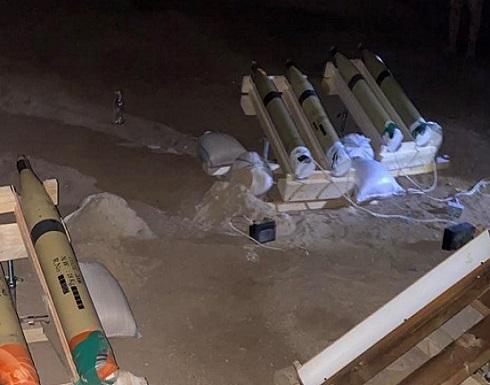 بغداد.. استهداف المنطقة الخضراء بصاروخ والعثور على 7 أخرى