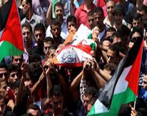 استشهاد طفل فلسطيني برصاص الجيش الإسرائيلي شرقي غزة