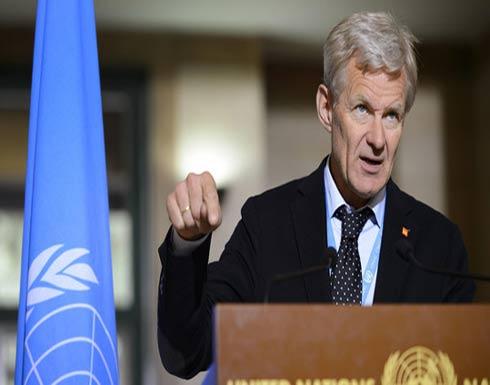 الأمم المتحدة تدعو لكسر الجمود بشأن المساعدات لسوريا