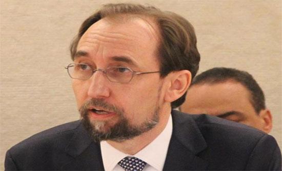 الامير زيد : أزمة الروهنغيا قد تشكل خطرًا على الأمن الإقليمي