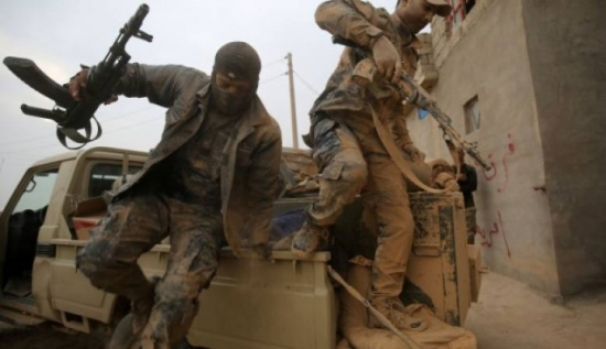 مليشيا عراقية تمنع دخول مدربين أميركيين بصلاح الدين