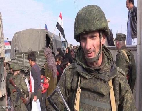 الجيش السوري يحاصر نقطة مراقبة تركية شرقي إدلب