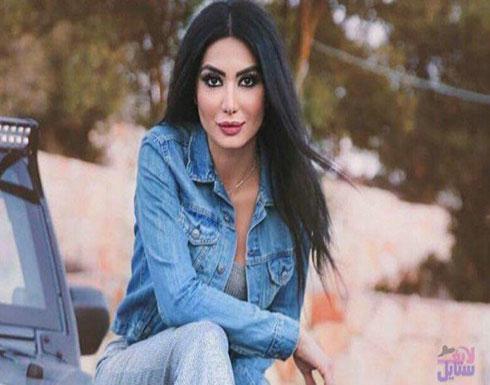 بالصور : دانا جبر راقية في أحدث ظهور لها بفستان طويل من اللون الأزرق على انستقرام