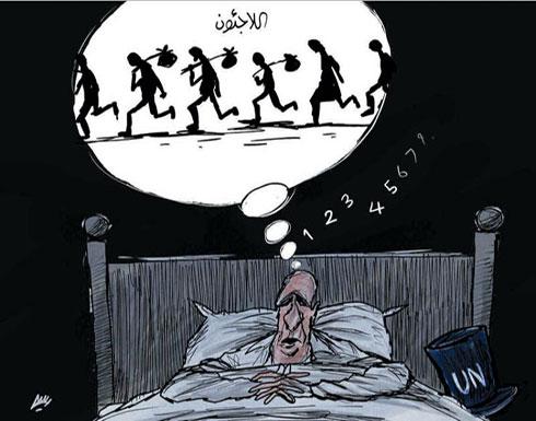 اللاجئون .. والامم المتحدة