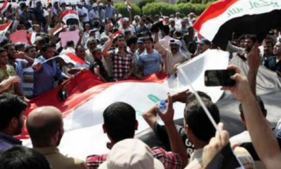 بالفيديو: مظاهرات في كربلاء تطالب بإعدام المالكي وإنهاء الهيمنة الايرانية