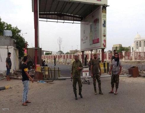 قوات الحزام الأمني تتقدم في أبين