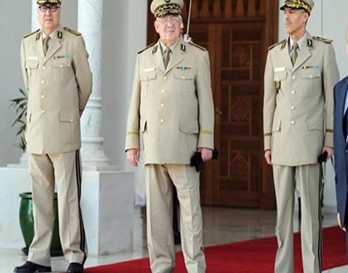 الجزائر.. الجيش يجدد رفضه التمديد للمرحلة الانتقالية