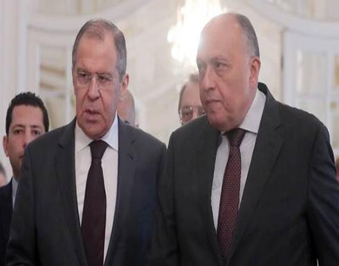 لافروف: لا يوجد بديل لحل الأزمة في ليبيا إلا من خلال المفاوضات