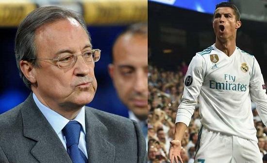 """بالصورة : ريال مدريد يختار """"بديلا مفاجئا"""" لرونالدو"""