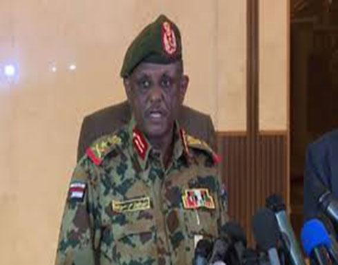 """""""العسكري"""" السوداني: الفترة الانتقالية ستكون آمنة وتتوج بانتخابات نزيهة"""