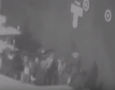 شاهد : فيديو الحرس الثوري الذي نشره الجيش الامريكي حول ضلوع ايران في حادث خليج عمان