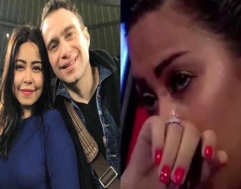 حسام حبيب سرق أموال شيرين عبد الوهاب..والأخيرة طلبت الطلاق!