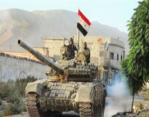 سوريا: قوات النظام تقصف إدلب وترسل تعزيزات عسكرية