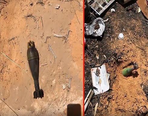 """""""الدفاع"""" الليبية: ارتفاع قتلى ألغام مليشيا حفتر إلى 55"""
