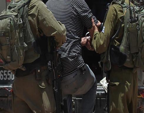 الجيش الإسرائيلي يعتقل شقيقين بعد إطلاق النار عليهما بالضفة
