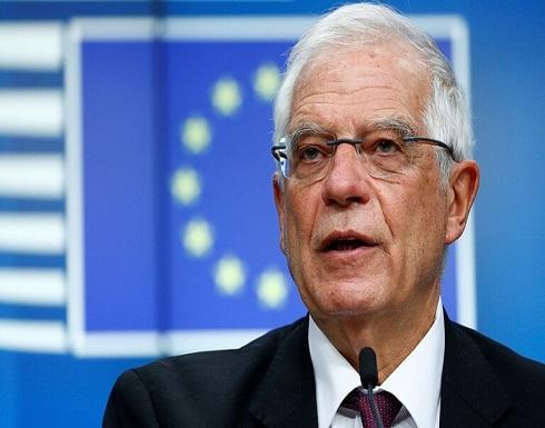 الاتحاد الأوروبي: سنبحث كل الخيارات لدعم الهدنة في ليبيا