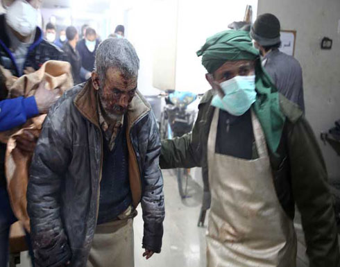 الغوطة: عدد القتلى يقارب الألف والجوع يفتك بالأهالي ـ (فيديو)