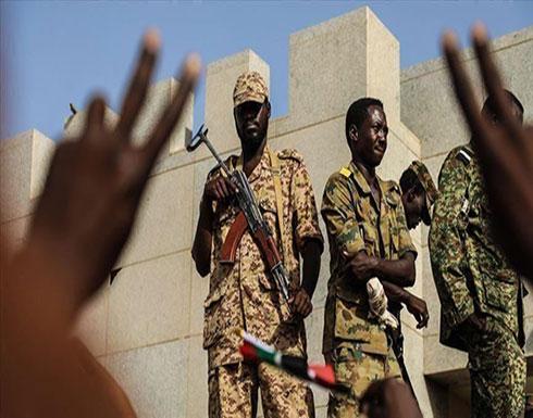 """""""العسكري السوداني"""": الشعب رفض دعوات العصيان المدني"""