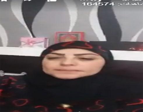 بالفيديو - زوج فنانة عربية يشمت بمرضها... والأخيرة تردّ!