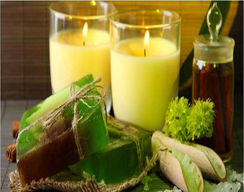 الشموع المعطّرة.. مواد سامة وخطر على صحتكم!