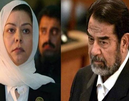 بالفيديو : رغد صدام حسين تنشر مقطعا نادرا لشقيقها مع الملك سلمان