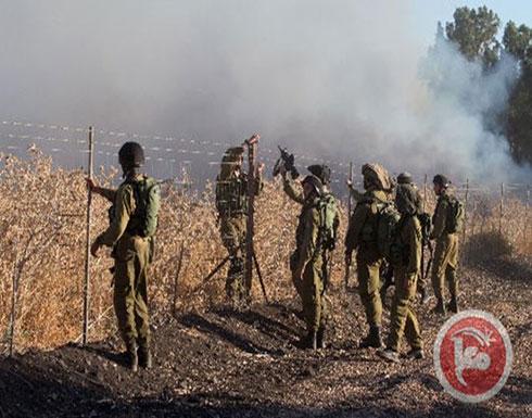 إسرائيل تهدد برد عنيف على أي توغل سوري