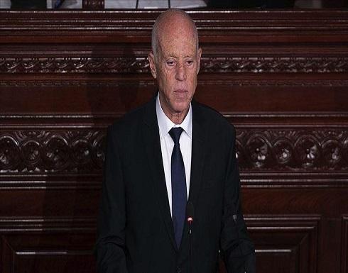 الرئيس التونسي يبحث علاقات التعاون مع وزير الخارجية الموريتاني
