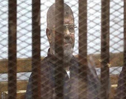 """مصر.. أمر قضائي بالتحقيق في عدم السماح لأسرة """"مرسي """"بزيارته"""
