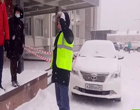 روسيا : التسلية تهدد حريته بالسجن 7 سنوات .. فيديو