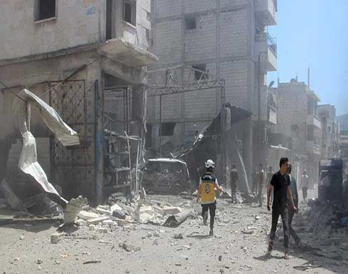 "سوريا.. مقتل 3 مدنيين في هجوم إرهابي نفذه ""ي ب ك"" في عفرين"